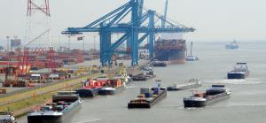 Binnenvaart Antwerpen